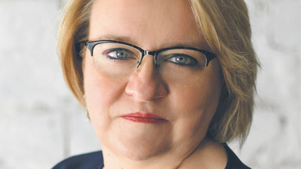 Ewa Łuczak, dyrektor Krajowej Informacji Skarbowej fot. Materiały prasowe
