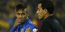"""Szokujące zachowanie Neymara! Nazwał sędziego """"skur.... synem"""" i wyleciał z turnieju!"""