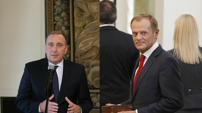 """Przedstawiciel """"żulii lwowskiej"""" szefem MSZ, Tusk """"dużym misiem"""""""