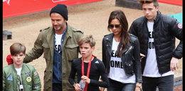 Co robią dzieci Davida Beckhama? GALERIA