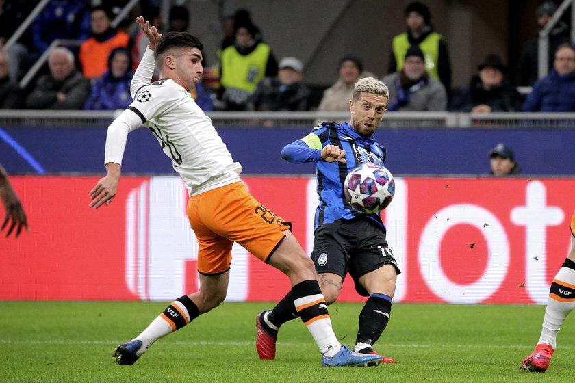 Atalanta v Valencia CF - UEFA Champions League Round of 16: First Leg