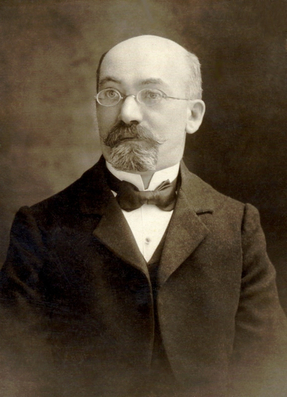 Ludvik Zamenhof (1859-1917)
