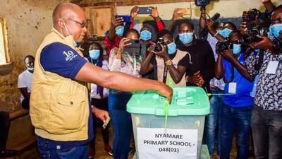 Raila Odinga's message to Pavel Oimeke after winning the Bonchari By-Election