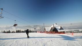 Grapa Litwinka - Czarna Góra, kamera