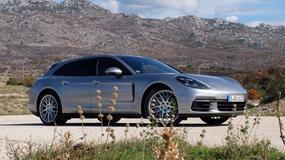 Porsche Panamera Sport Turismo i Turbo S E-Hybrid - rewolucja trwa | TEST