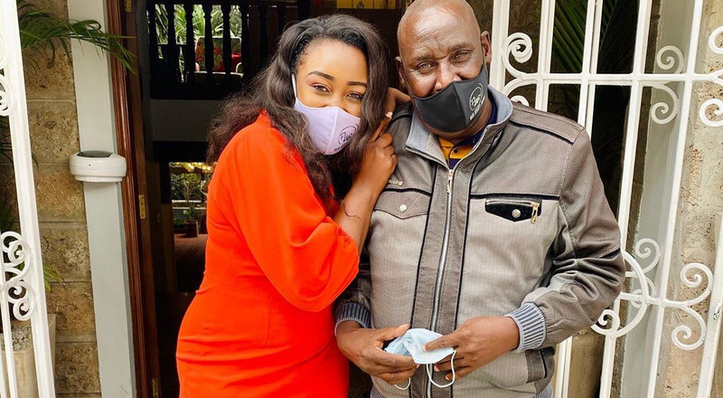 Betty Kyallo's dad talks about the kind of child she was while growing up