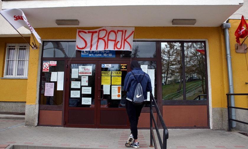 Strajk nauczycieli we wrześniu?