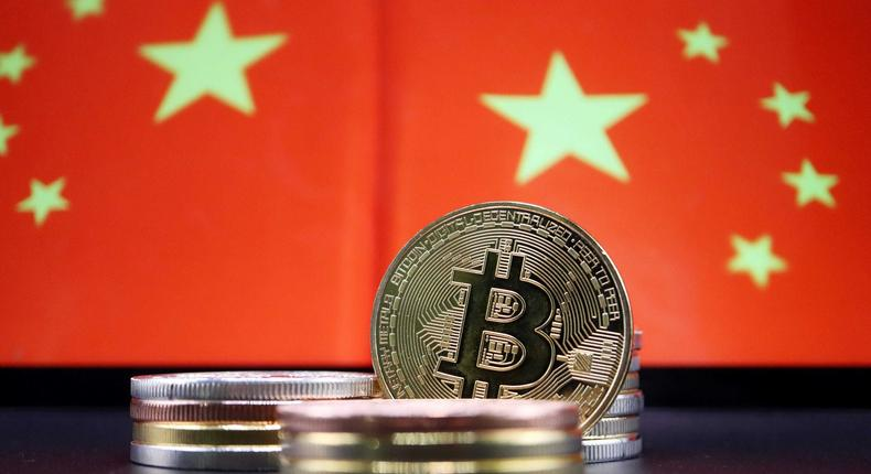 China is increasingly cracking down on bitcoin.
