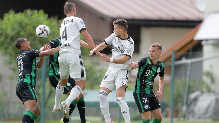 Legia - Ferencvarosi TC