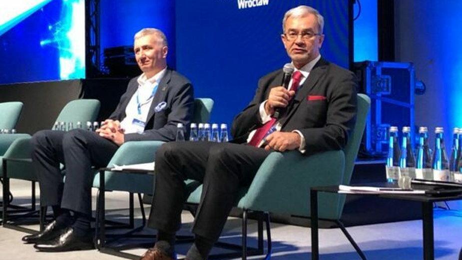 Prezes PGNiG, Jerzy Kwieciński. Fot.: Bartłomiej Sawcki/BiznesAlert.pl
