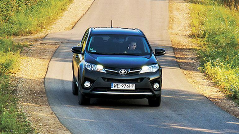 Zastrzyk mocy - test długodystansowy Toyoty RAV4