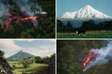 kolaž vulkani