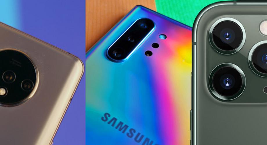 Bestenliste: Die Top-10 der besten Kamera-Smartphones