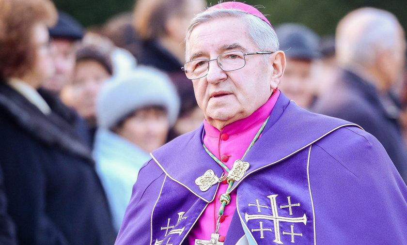Abp Leszek Sławoj Głódź