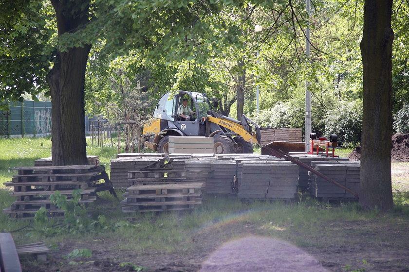Park na Szmulkach odzyska blask