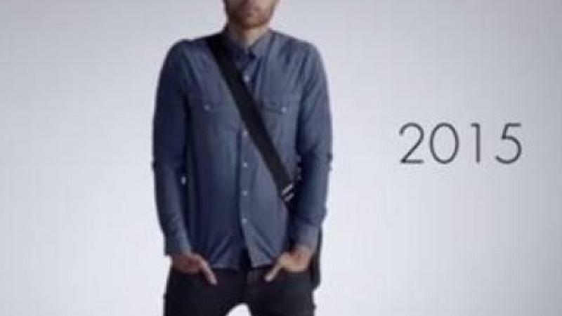 018d365e71 Így változott a férfi divat 100 év alatt – Videó! - Blikk.hu