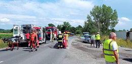 Dramatyczny wypadek na Śląsku. 11-latek potrącony przez ciężarówkę