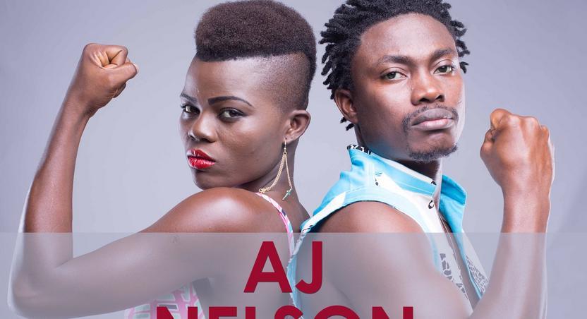 AJ Nelson - Power To The People Feat. Wiyaala