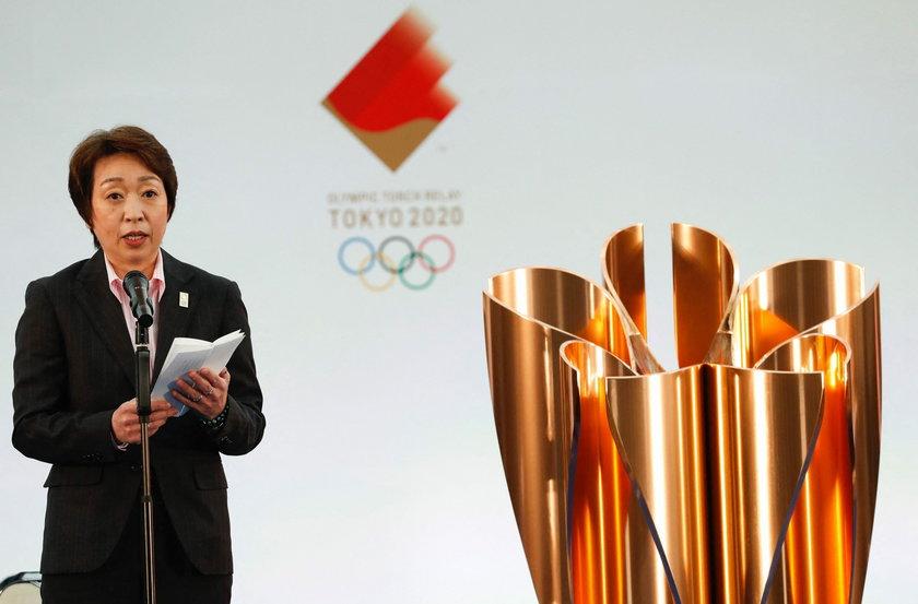 Przewodnicząca komitetu organizacyjnego igrzysk Seiko Hashimoto (57 l.) jest za jasnymi zasadami testowania od początku imprezy