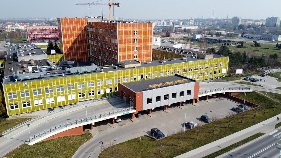 Wielospecjalistyczny Szpital Wojewódzki w Gorzowie