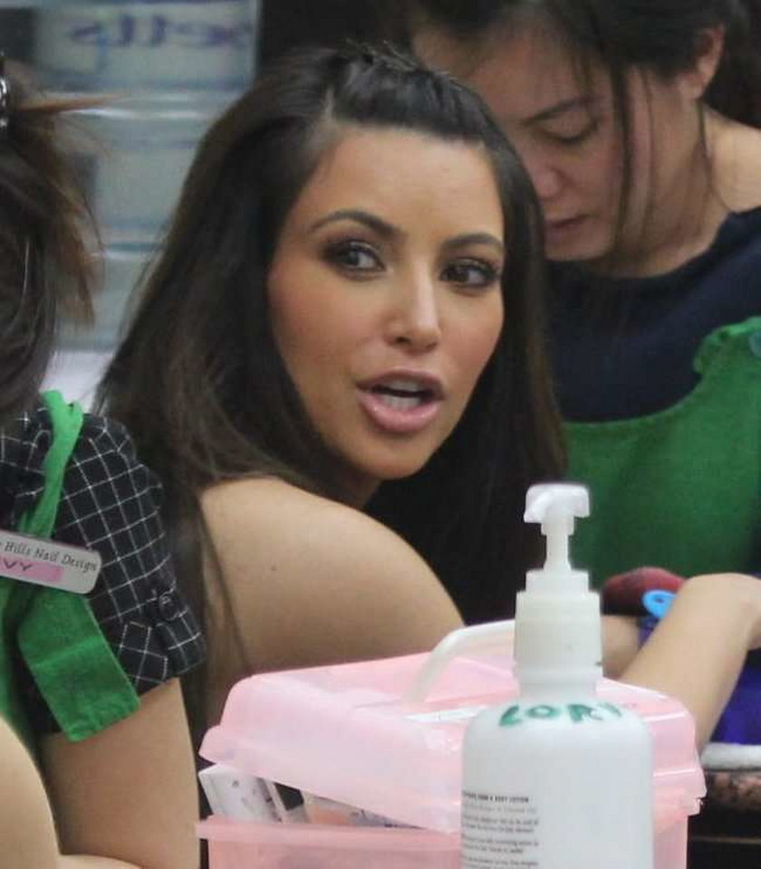 Kardashian jak królowa! FOTY