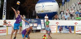 Mistrzostwa siatkówki plażowej w Krakowie