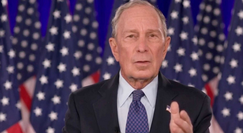Michael Bloomberg will spend at least $100 million to aid Joe Biden in Florida