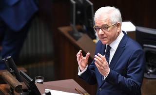 Czaputowicz: Członkostwo w UE jest kluczowe dla polskiego dobrobytu