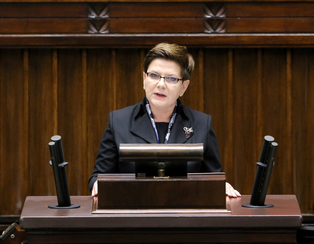 Po południu premier Beata Szydło ma spotkać się z szefami wszystkich klubów parlamentarnych.
