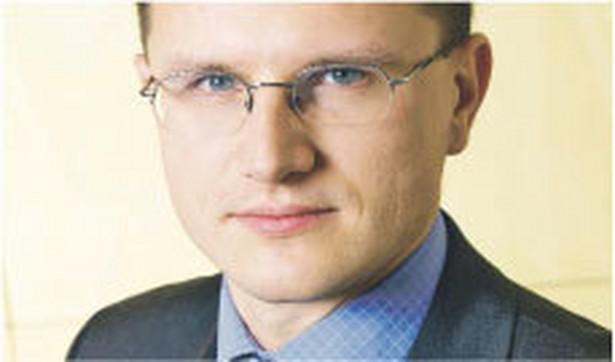 Marcin Chomiuk, dyrektor w dziale doradztwa podatkowego PricewaterhouseCoopers
