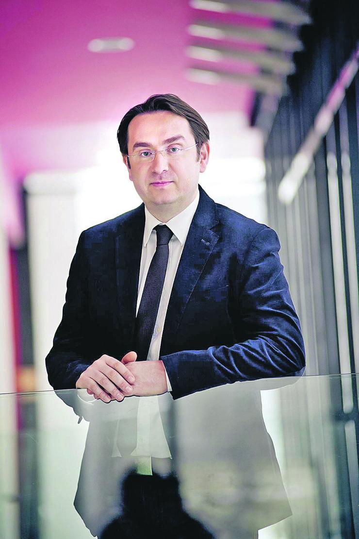 Tomas Baran, direktor Famikord