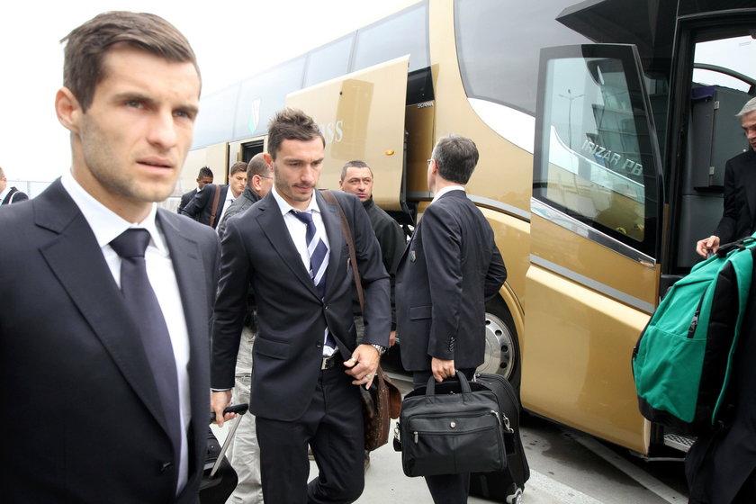 Legia chce wziąć Rzym szturmem