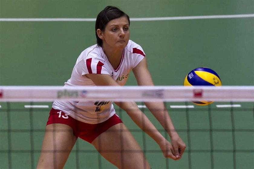 Milena Rosner pomoże Gwardii Wrocław walczyć o siatkarskie podium