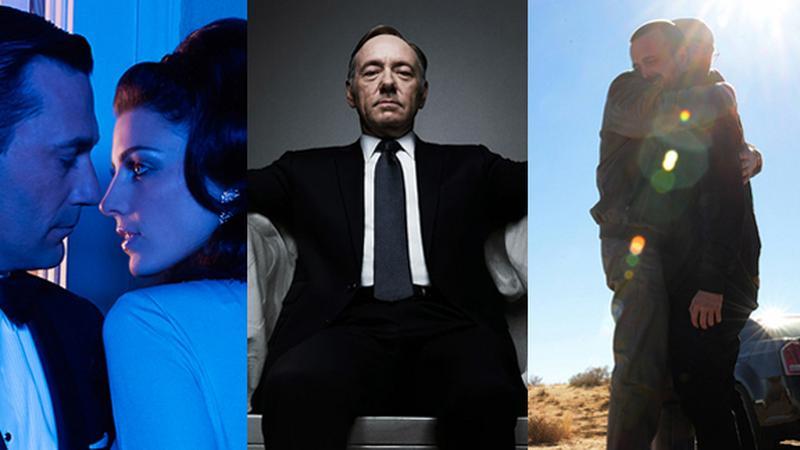 Najlepsze seriale 2013