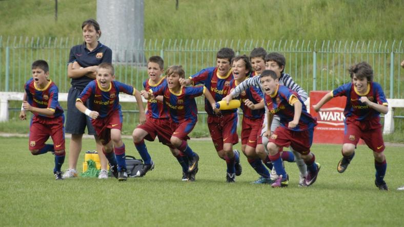 FCB Escola Varsovia