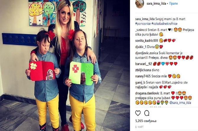 Sarine ćerkice rođene su sa Daunovim sindoromom: I ne znate ko je veći heroj- MAMA ILI DEVOJČICE