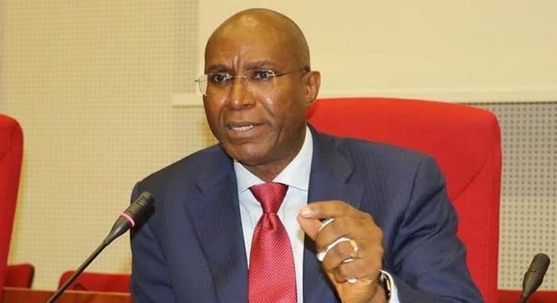 The Deputy President of the Senate, Sen. Ovie Omo-Agege (NAN)