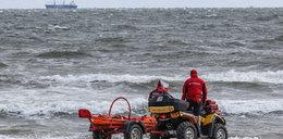 Kąpał się w morzu z przyjaciółkami. Odnaleziono ciało 21-latka
