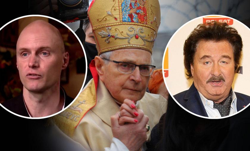 Biskup Długosz zabrał głos w sprawie konfliktu w rodzinie Krawczyków.