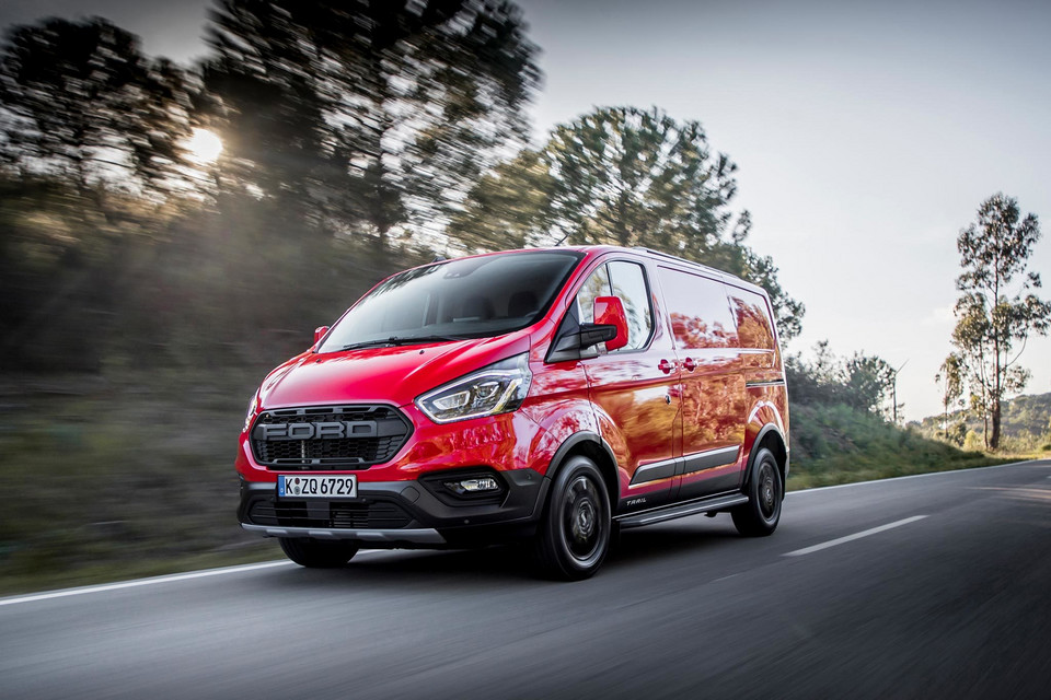 Ford Transit Custom Trail (2020)
