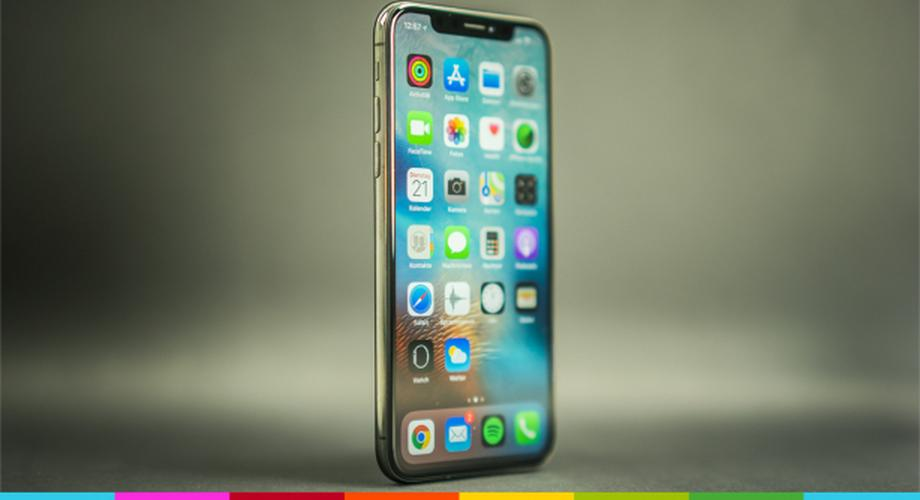 Apple iPhone X im Test: der Zukunft gegenüberstehen