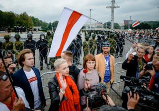 Sąd w Mińsku odrzucił skargę na areszt Kalesnikawej