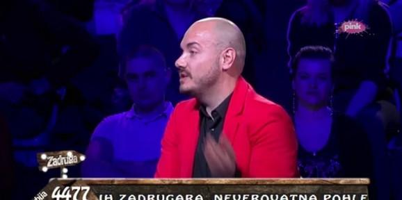 Mirko Gavrić ispao iz