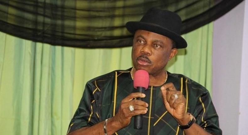 Governor Willie Obiano of Anambra