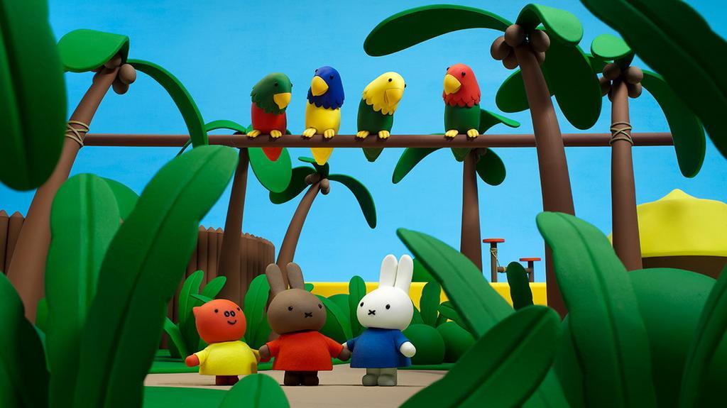 Miffy - Przygoda w ZOO