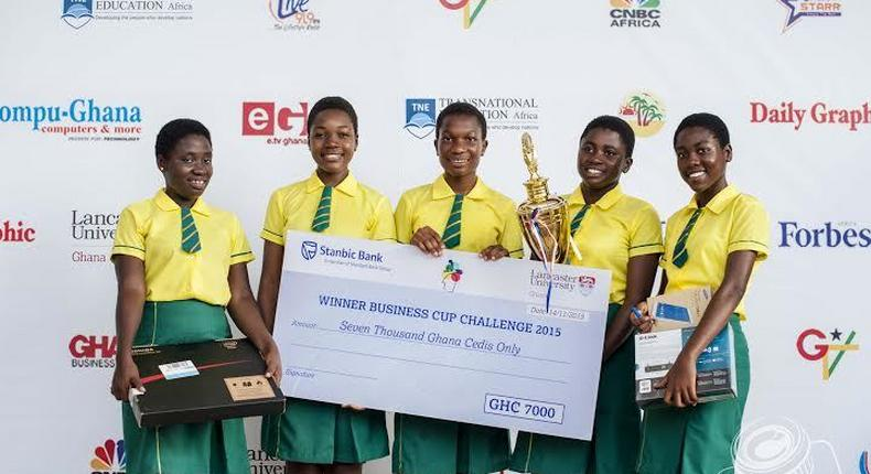 In an interview with winning team, they expressed their gratitude to Lancaster University Ghana for this opportunity.