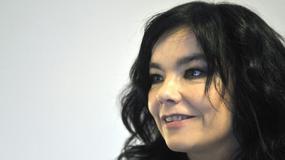 Płyta Björk tuż tuż