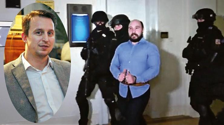 Čaba Der, Nebojša Marković, kombo