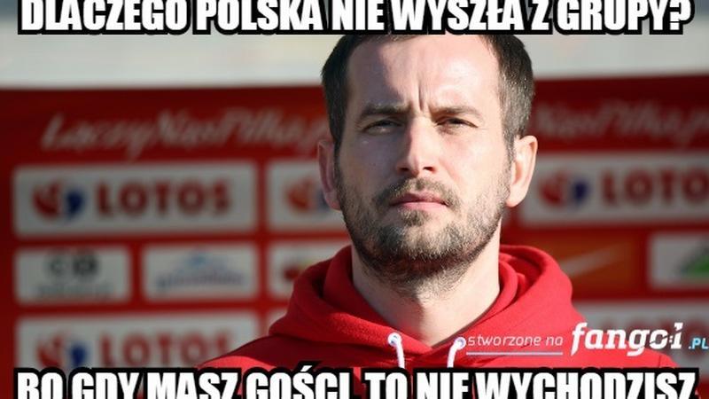 Polska przegrała z Anglią i odpadła z ME U-21. Memy po meczu