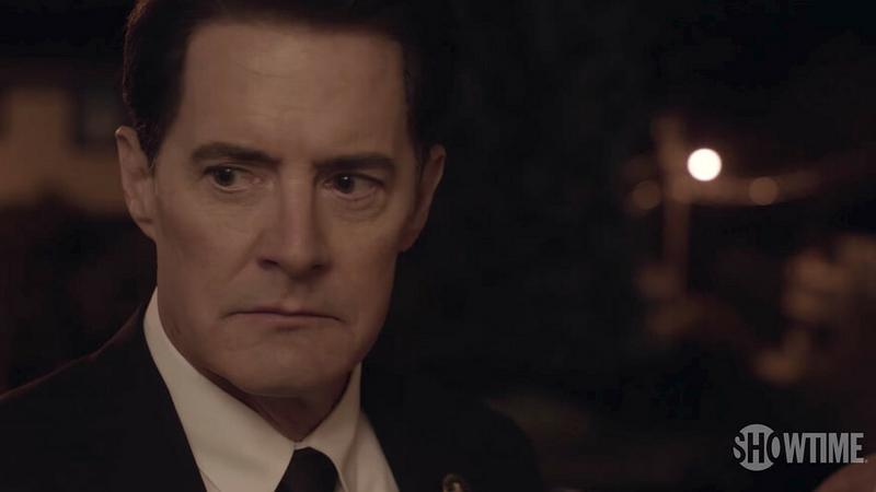 """""""Miasteczko Twin Peaks"""" - kadr z trzeciego sezonu"""